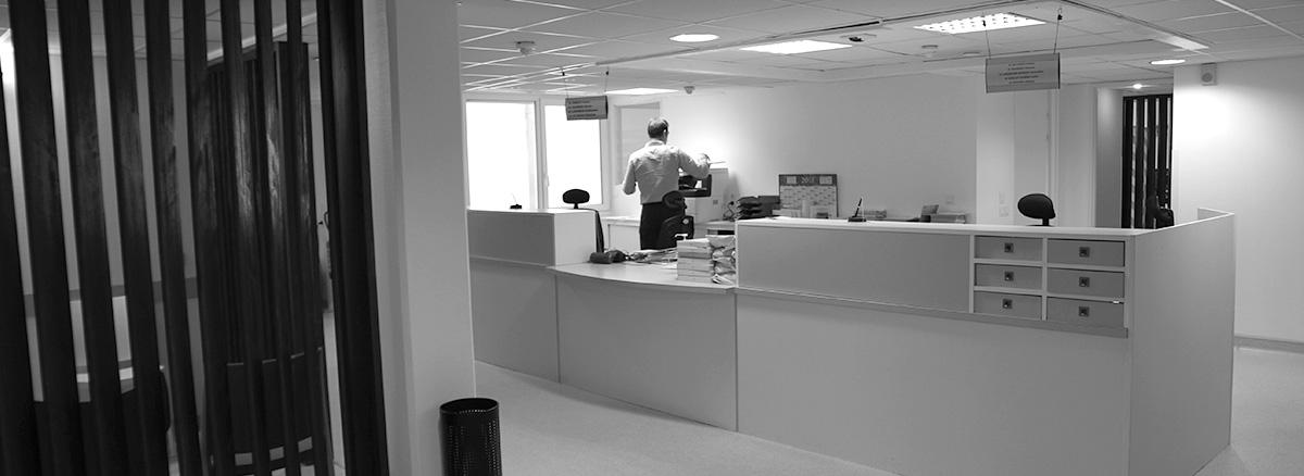 accueil cabinet gyneco de la clinique océane de vannes